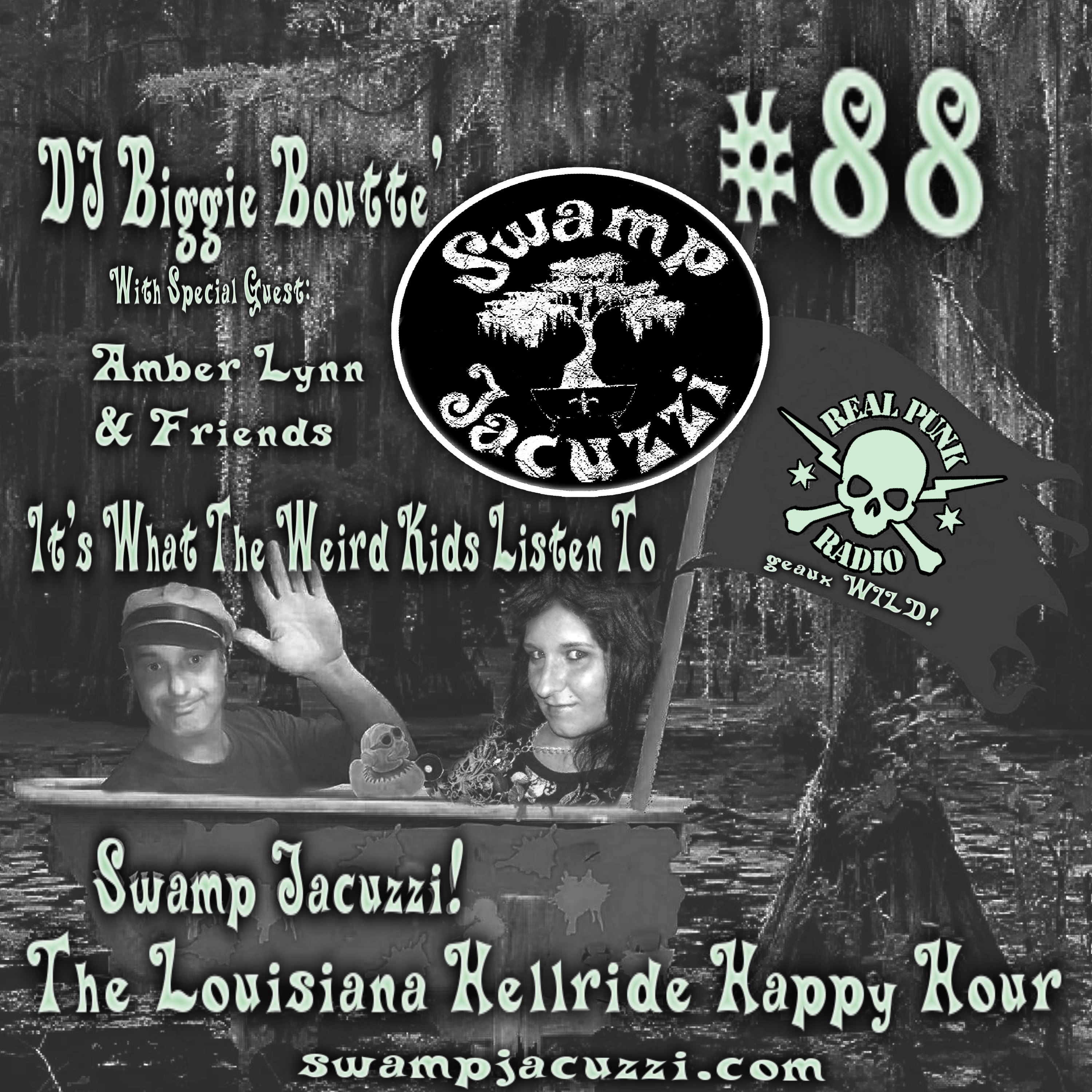 The Louisiana Hellride Happy Hour
